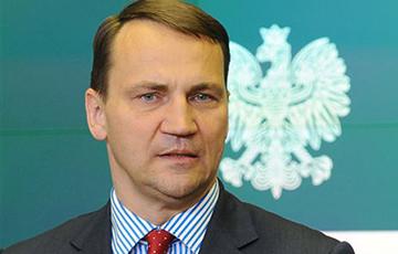 Радослав Сикорский: Преступлениями белорусских спецслужб может заняться Международный уголовный суд в Гааге