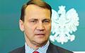 Радаслаў Сікорскі: Злачынствамі беларускіх спецслужбаў можа заняцца Міжнародны крымінальны суд у Гаазе