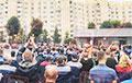 Відэафакт: Тысячы работнікаў БелАЗа скандуюць «Сыходзь!»