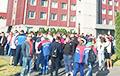 Белорусский металлургический завод в Жлобине бастует