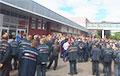 Бобруйская «Белшина» объявила забастовку