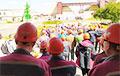 Солигорские шахтеры поддержали Всебелорусскую забастовку