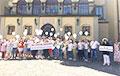 Сотрудники Несвижского замка присоединились к забастовке