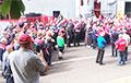 «Бобруйский завод тракторных деталей и агрегатов» вышел на протест
