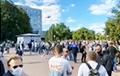 Мозырьский НПЗ вышел на забастовку