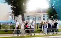 Сегодня акция протеста — и в Шклове