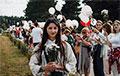 Весь Борисов вышел на улицы: яркие кадры