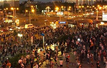 Вся Беларусь снова на улицах (Онлайн)