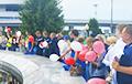 «Белавиа» и работники минского аэропорта присоединились к забастовке