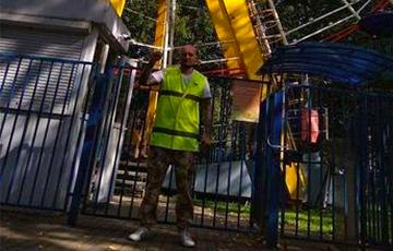 Работник парка Челюскинцев выключил атракционы в знак протеста