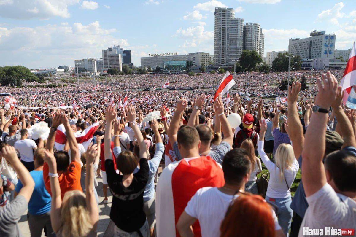 Белорусский сценарий и внутренняя ситуация в России
