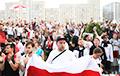 Тысячи людей пикетируют Белтелерадиокомпанию