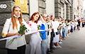 В России продолжились акции солидарности с Беларусью