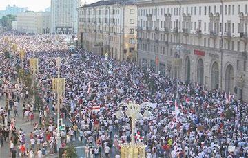 Минск сегодня бьет рекорды по количеству акций