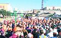 Сотрудница «Беларуськалия» объявила забастовку и поддержала народные требования