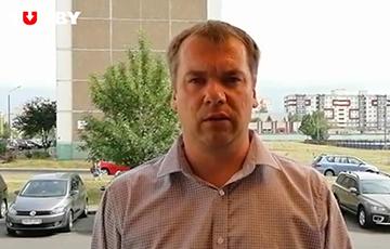 Один из лидеров стачкома «Беларуськалия» Анатолий Бокун объявил голодовку