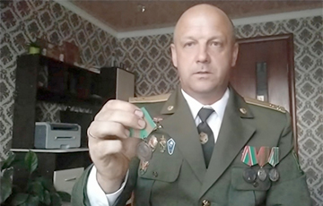 Бывший офицер-пограничник — лукашенковским карателям: Железный Крест Третьего Рейха ваша награда