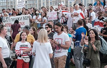 Союз журналистов Германии поддержал бастующих белорусских телевизионщиков