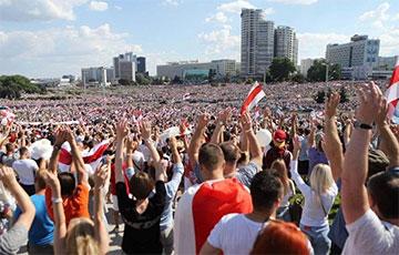 Национальная мобилизация, все — в Минск