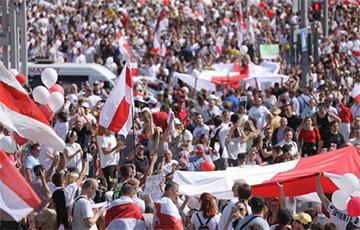 27-й день белорусской революции (Онлайн)