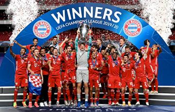 Лига чемпионов: «Бавария» в финале одержала трудную победу над «ПСЖ»