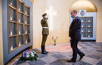 Заместитель госсекретаря США почтил память повстанцев Калиновского