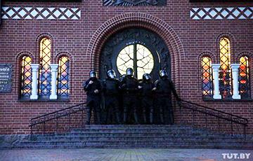 Католические епископы заявили протест властям Беларуси