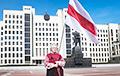 Легендарная Нина Багинская также вышла на Марш в Минске