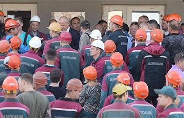 Стачком «Беларуськалия»: Экономические последствия «итальянки» налицо