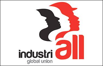 Глобальный профсоюз IndustriALL призвал к акциям солидарности с белорусскими рабочими