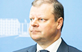 Lithuanian Prime Minister: Belarus Should Have New Elections