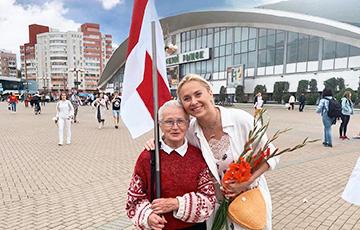 Ольга Барабанщикова: Салей бы сегодня не молчал по поводу ситуации в Беларуси, он не был трусом