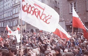 40 гадоў «Салідарнасьці»: навука пасьпяховага польскага супраціву для Беларусі