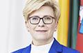 Литва будет поддерживать белорусских студентов, бизнес и гражданское общество