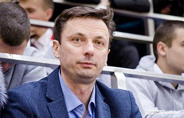 Глава белорусской федерации волейбола подал в отставку