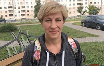 Работница «Беларуськалия», поддержавшая забастовку: Мой дед ушел в партизаны в 14 лет, мне 39, и я делаю то, что должна