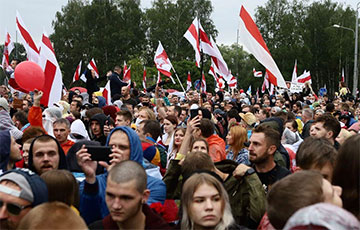 Госдеп: США солидарны с протестующими в Беларуси