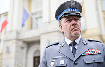 Лидер профсоюза польской полиции — белорусской милиции: Ответьте на вопрос, кому вы служите