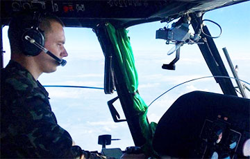 Майор ВВС ушел из белорусской армии в знак протеста и стал айтишником