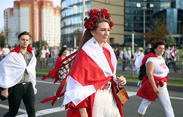 Атмосфера сегодняшнего Марша в Минске