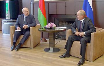 «Лукашенко записывал за Путиным каждое слово»
