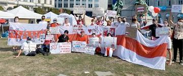 Евродепутаты поддержали протестующих белорусов