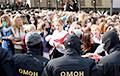 Лукашэнкаўскія вырадкі здзекавалася з параненай цяжарнай жанчыны