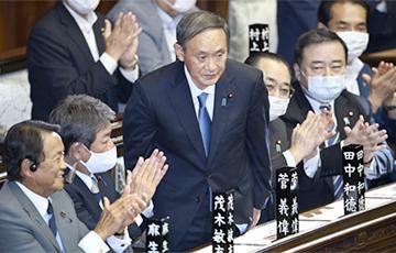 Парламент Японии утвердил нового премьера страны