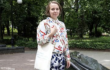 Задержана координатор волонтерской службы «Весны» Мария Рабкова