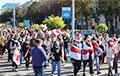 Блестящий марш женской солидарности: фоторепортаж