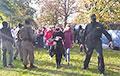 Одна из задержанных возле ТЦ «Айсберг» девушек смогла сбежать