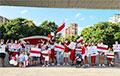 Акции солидарности с восставшей Беларусью проходят по всему миру