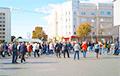 В Могилеве начался Марш справедливости