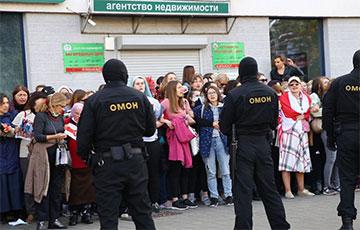 В Сети появились данные силовиков Ленинского района Минска